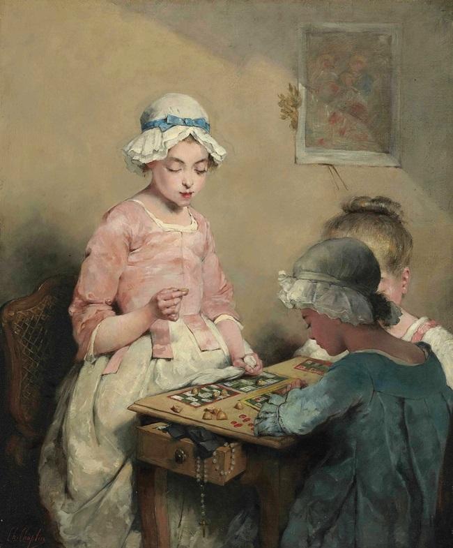 Игра в лото