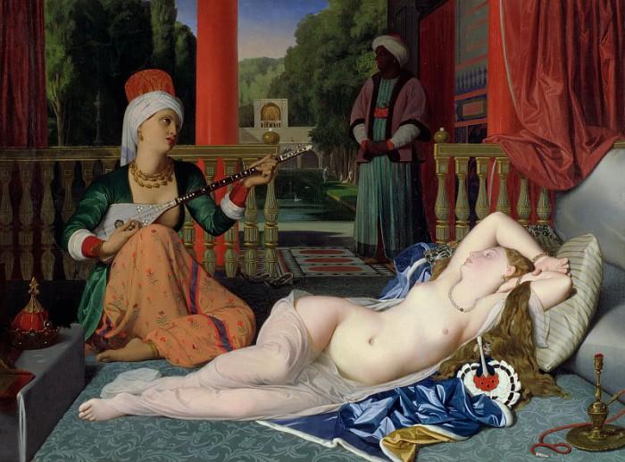 Одалиска и рабыня