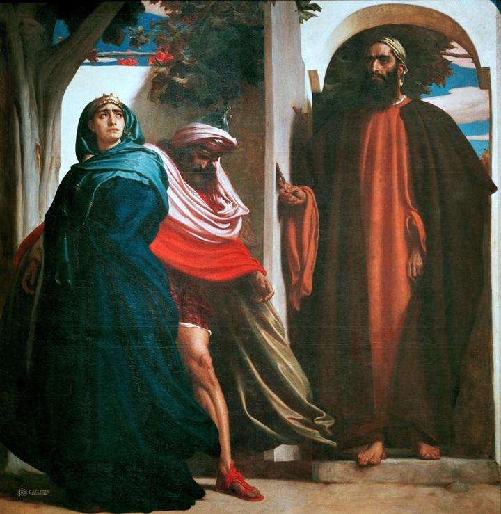 Иезавель и Ахав