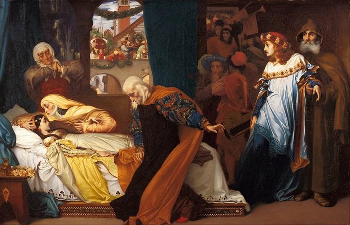Притворная смерть Джульетты