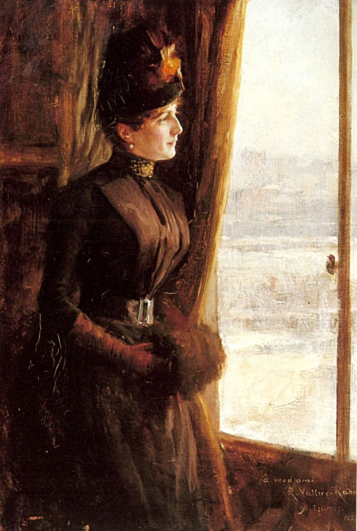 Портрет мадам Валери-Радо