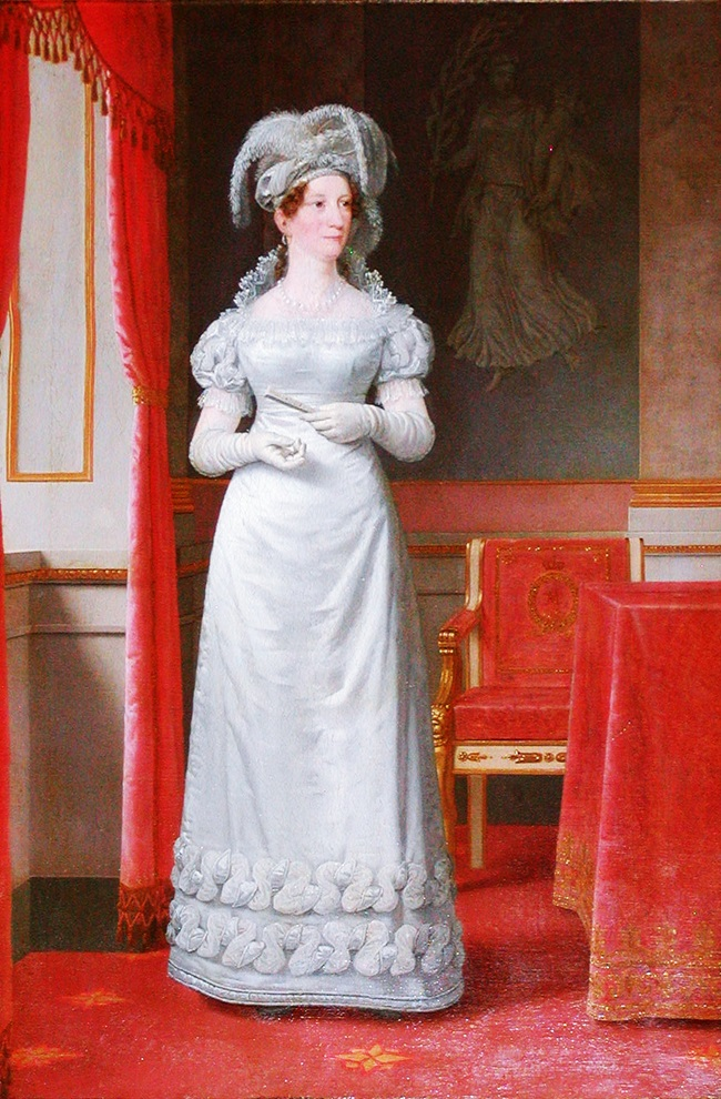Мари Софи Гессен-Кассель, королева-консорт Дании.