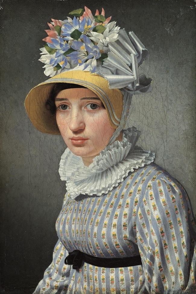Портрет Анны Марии Уден.