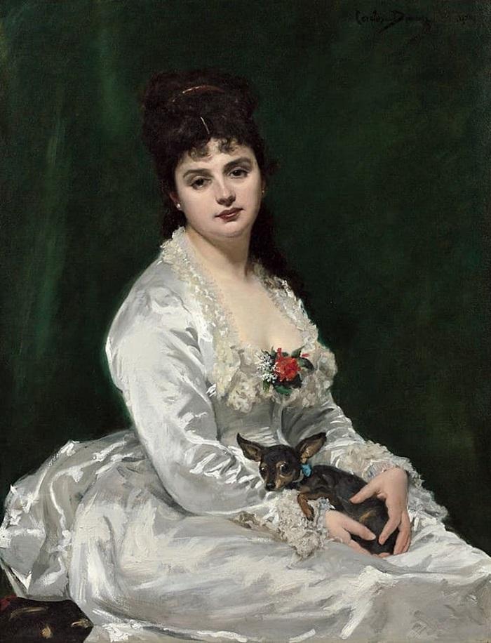 Портрет мадам Фукье