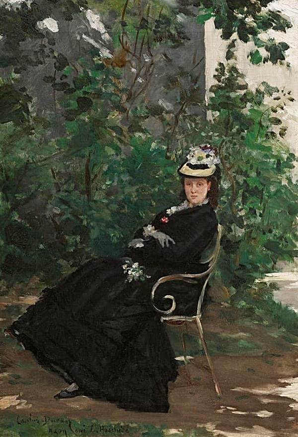 Портрет мадам Алисы Ошеде
