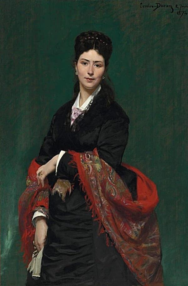 Портрет мадам Мари Клер
