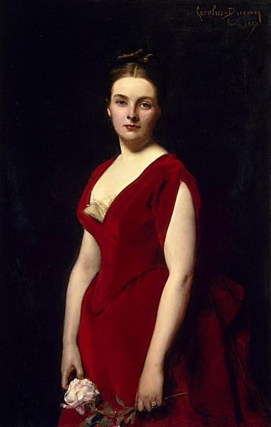 Портрет Анны Александровны Оболенской