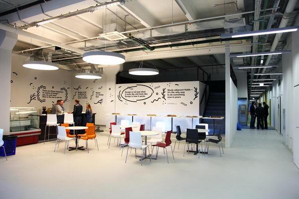 Школа современного дизайна на новослободской