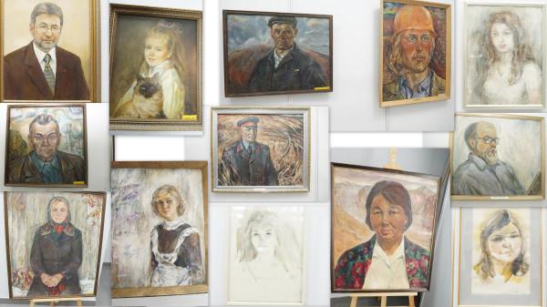 Выставка картин Пегова м1