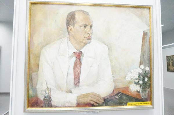 Портрет профессора Павлова В.Н.