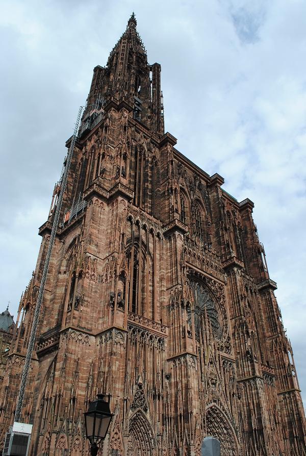 Страсбург германия