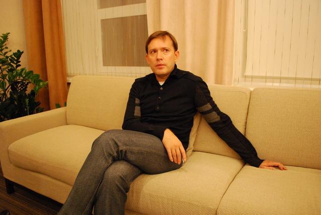 """15 октября 2009г., интервью газете """"Вести города"""", Саров 000b7e2e"""