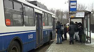 троллейбус_остановка