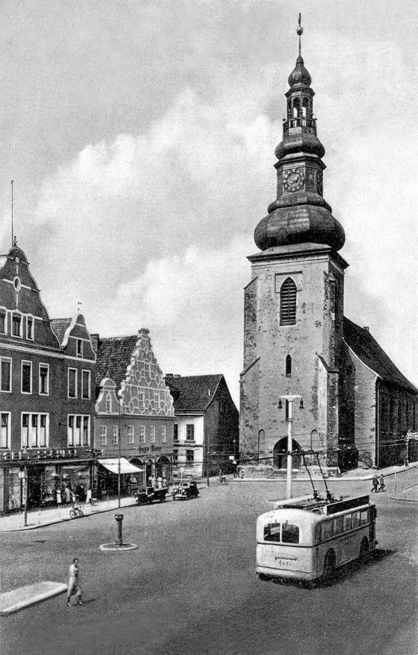 #BA ID017543-Insterburg_Alter_Markt_Lutherkirche