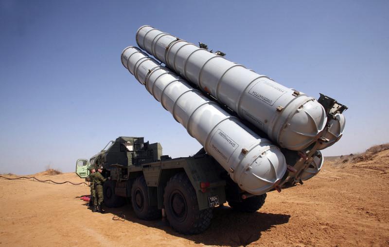 C-300 уже в Сирии