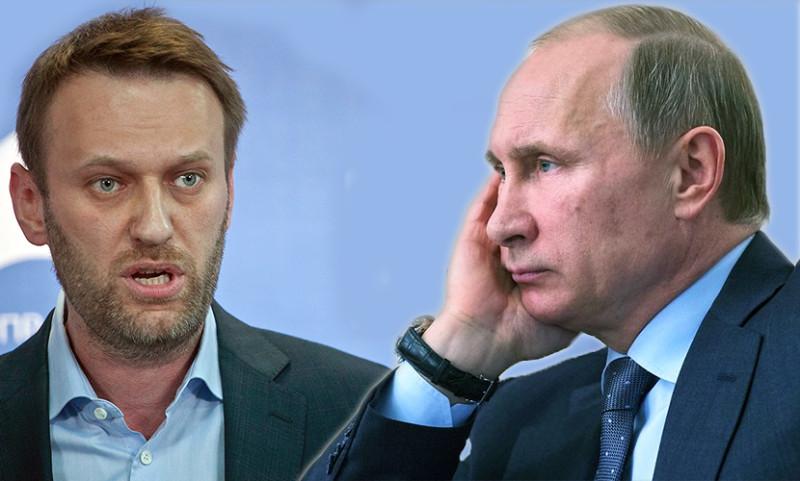 Сыновья и внуки добрейшего дедушки Вовы Путина: Навальный все еще в бреду