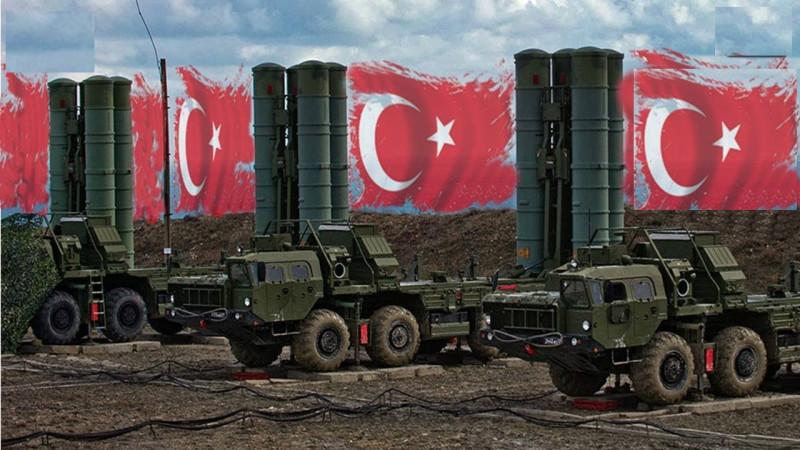 Турция и российские ЗРК