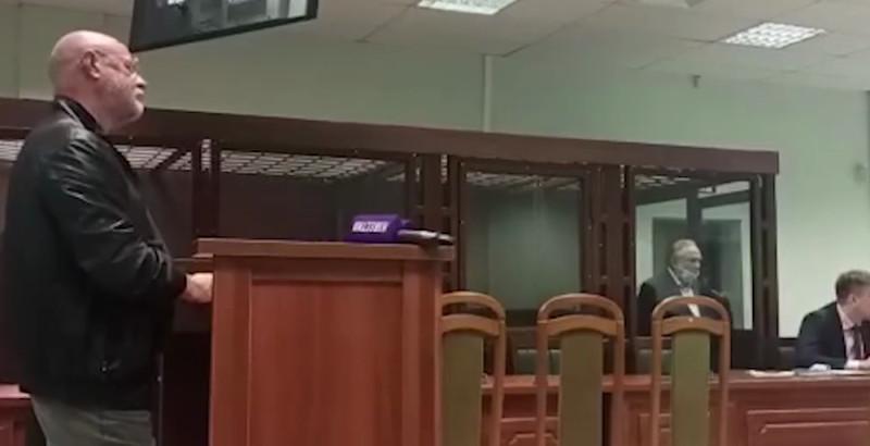 Гоблин и Соколов в суде
