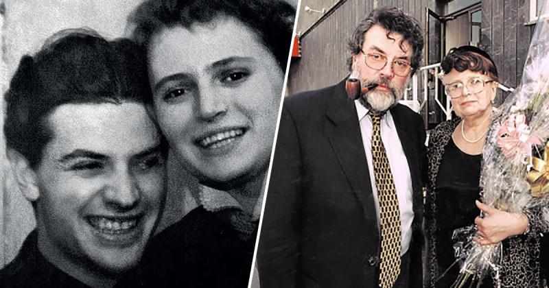 За Ширвиндтом в больницу увезли и его жену: 70 лет любви