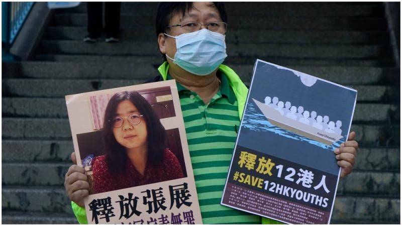 Китайский ГУЛАГ: журналистке, рассказавшей миру правду о ковиде, дали 4 года