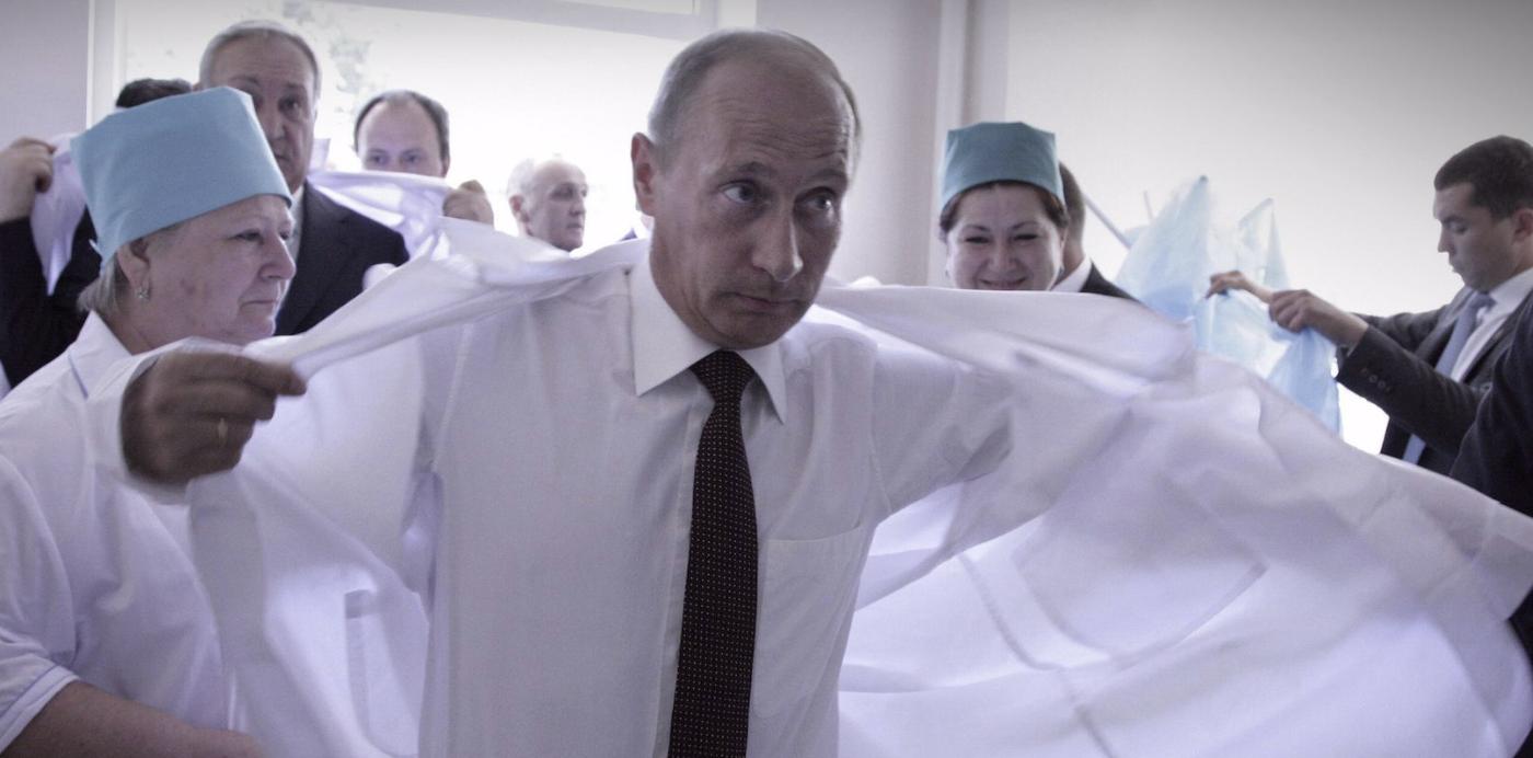 Секрет Полишинеля: Путин прививается вакциной КовиВак Центра Чумакова