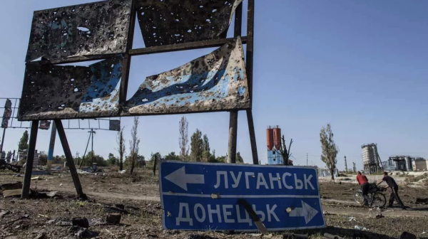 12-15 апреля — война на Донбассе: лучший анекдот из этого региона