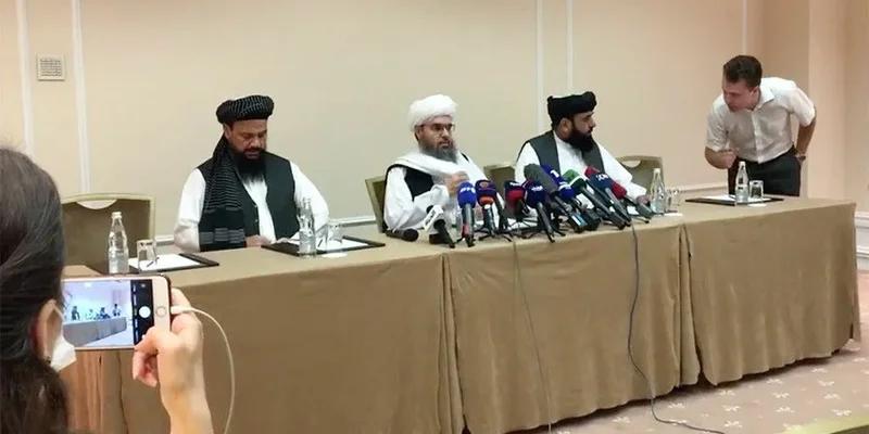 Афганцы в раздражении: Талибан в Москве — какой план у РФ?!.