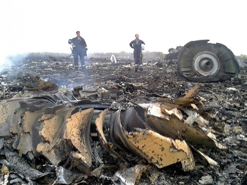 В гибели Боинга виновата Украина