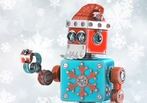 Ларсон и Хольц робот