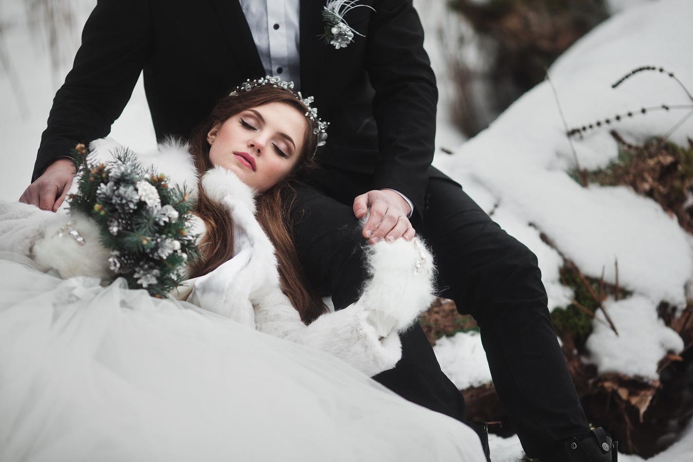 накрываю миску как сделать крутое свадебное фото зимой отлично
