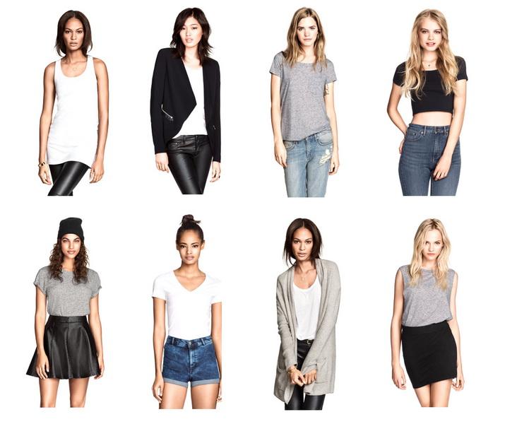 одежда для модельных тестов