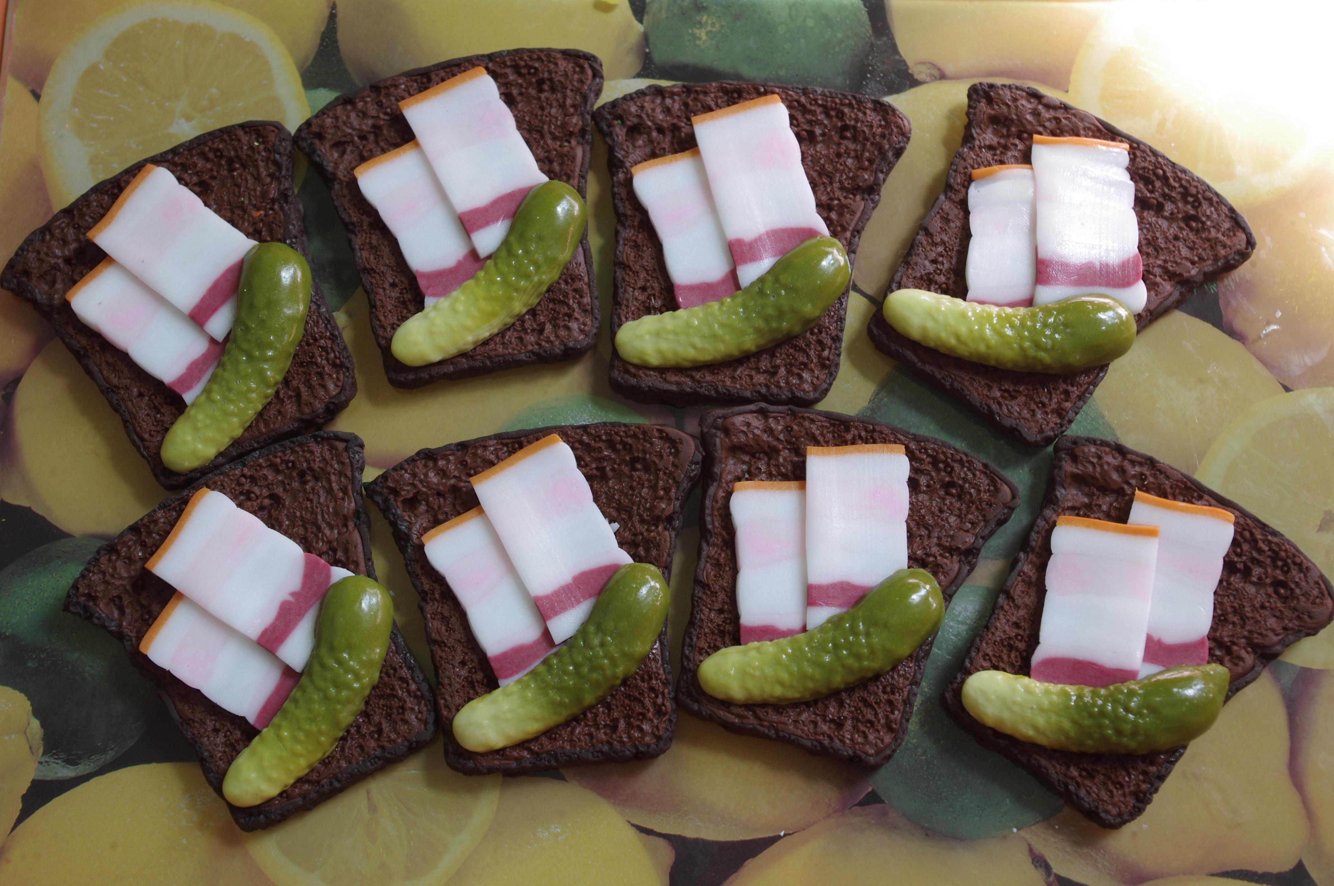 фото смешных закусок примерка свадебного