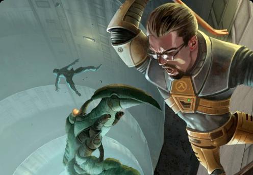 Half-Life -- Сюжет