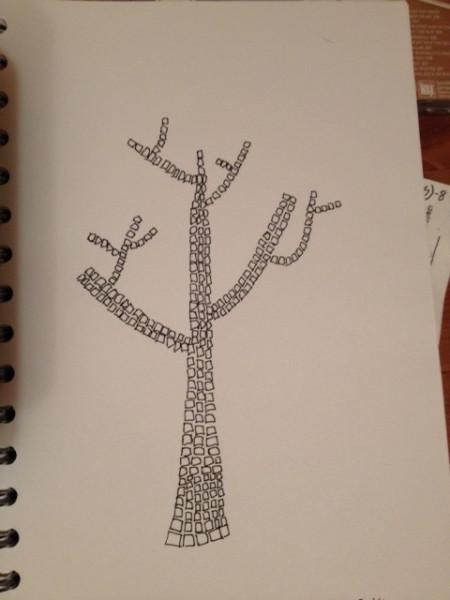 дерево квадр