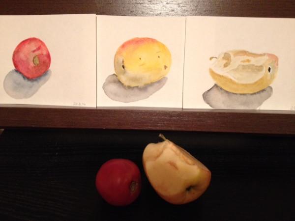 яблоко груша