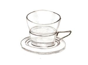 Чашка мет