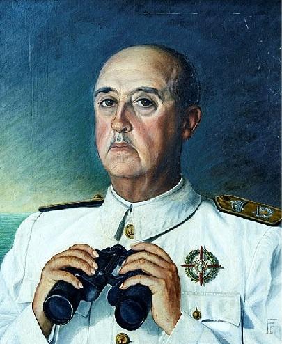 20 ноября 1975 года умер великий политик и художник Франсиско Франко:  kostyantyn1979 — LiveJournal
