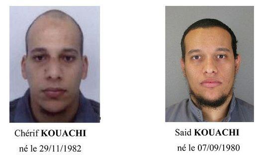 Братья Шериф и Саид Куаши