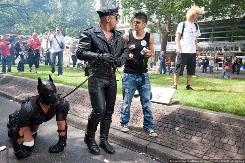 Сексуальные извращения германских племн