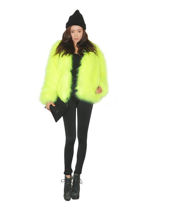 Who wore it better fur fur fur fur fur edition omona for Living together in empty room ep 10
