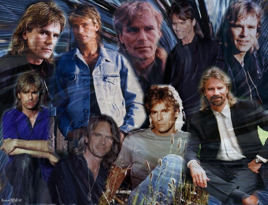 Many Faces of Richard Dean Anderson