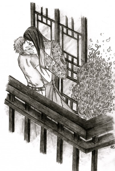 Kiss Scene On The Balcony (Therapy)