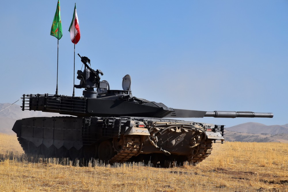 Iranian Ground Forces | News and Equipment - Page 3 1054850_1000