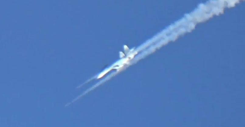 ВКС России бомбардируют боевиков в северной Хаме и Идлибе