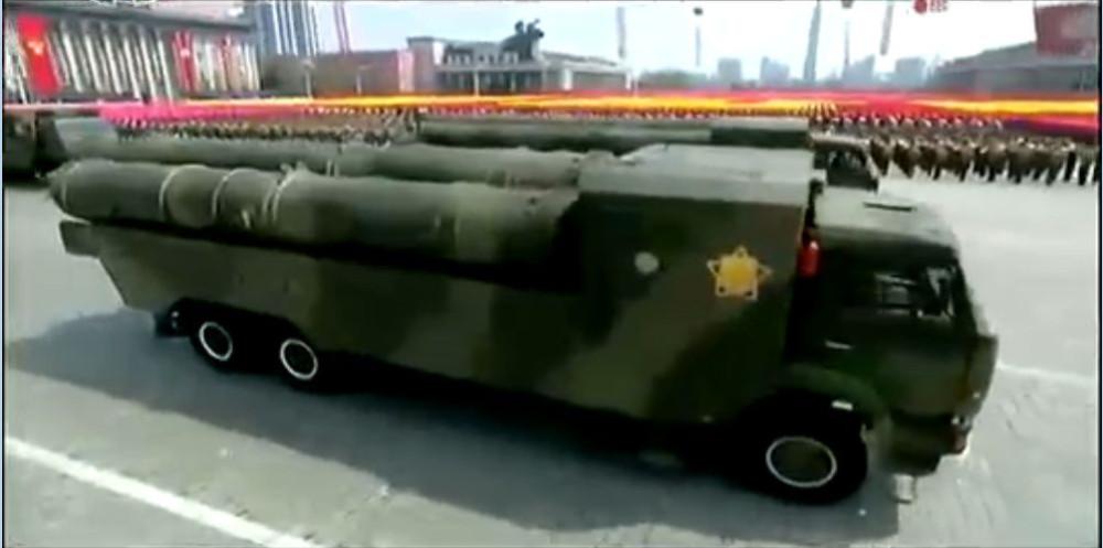 Военный парад в Пхеньяне. 15.04.2017 121