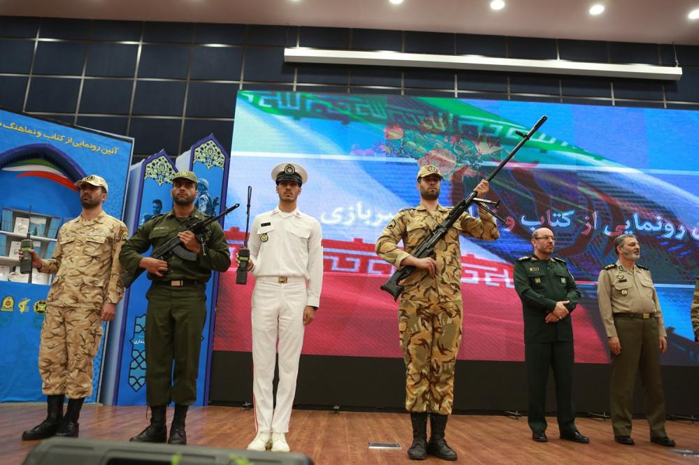 Иранские копии ОСВ-96 и АК-103