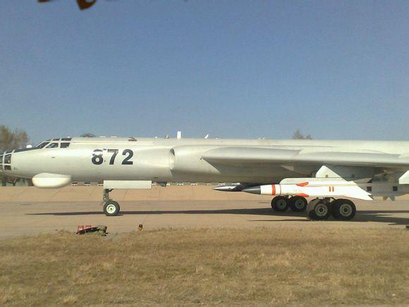 H-6G 872 + YJ-12