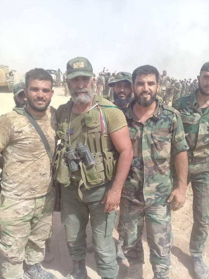 Сирийские войска при поддержке союзников деблокировали Дейр-эз-Зор