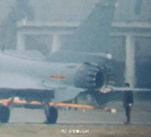 J-10C + TVC nozzle - 20171224 - 1 better