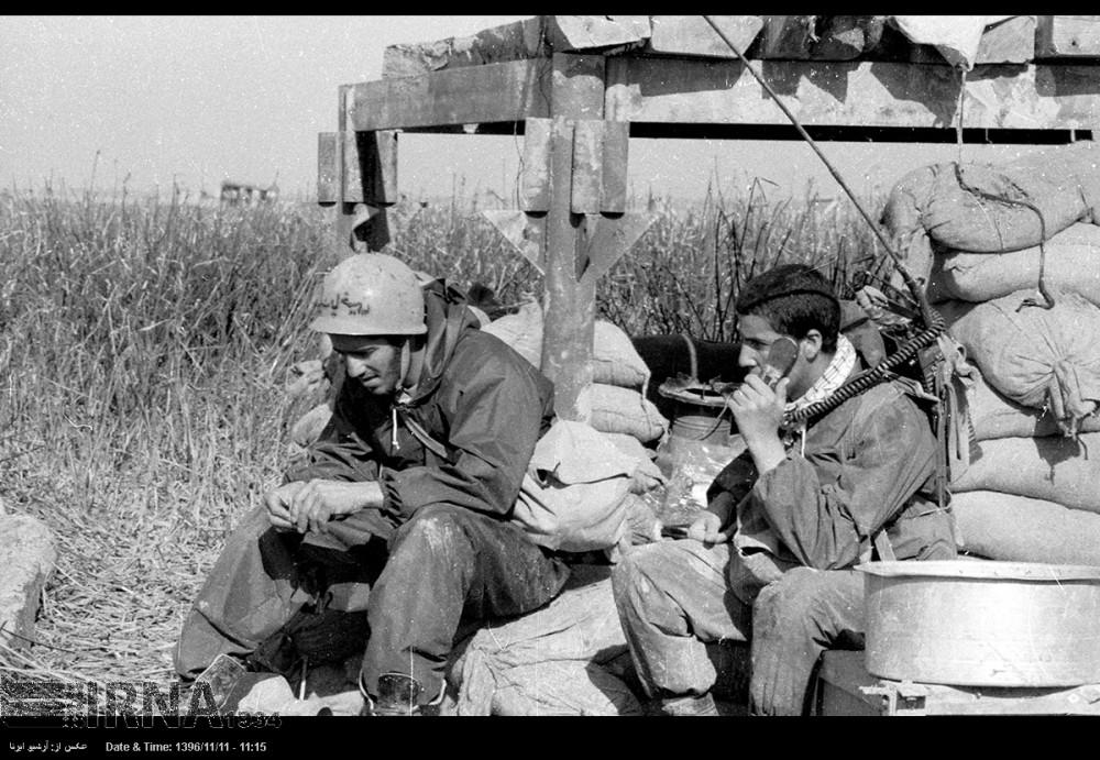 """Ирано-Иракская война: начало операции """"Рассвет 8″"""